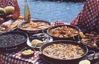 VI   Jornada Gastronómica del arroz en L' Ampolla