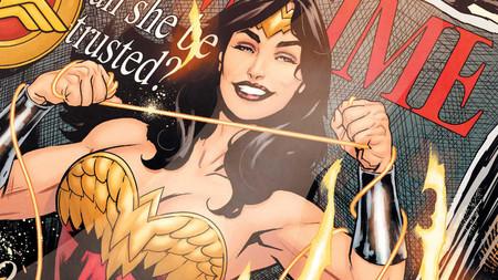 Wonder Woman Tierra 1