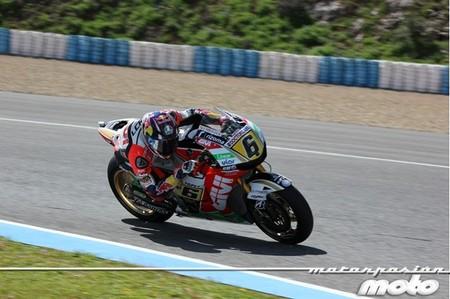 Stefan Bradl en Jerez