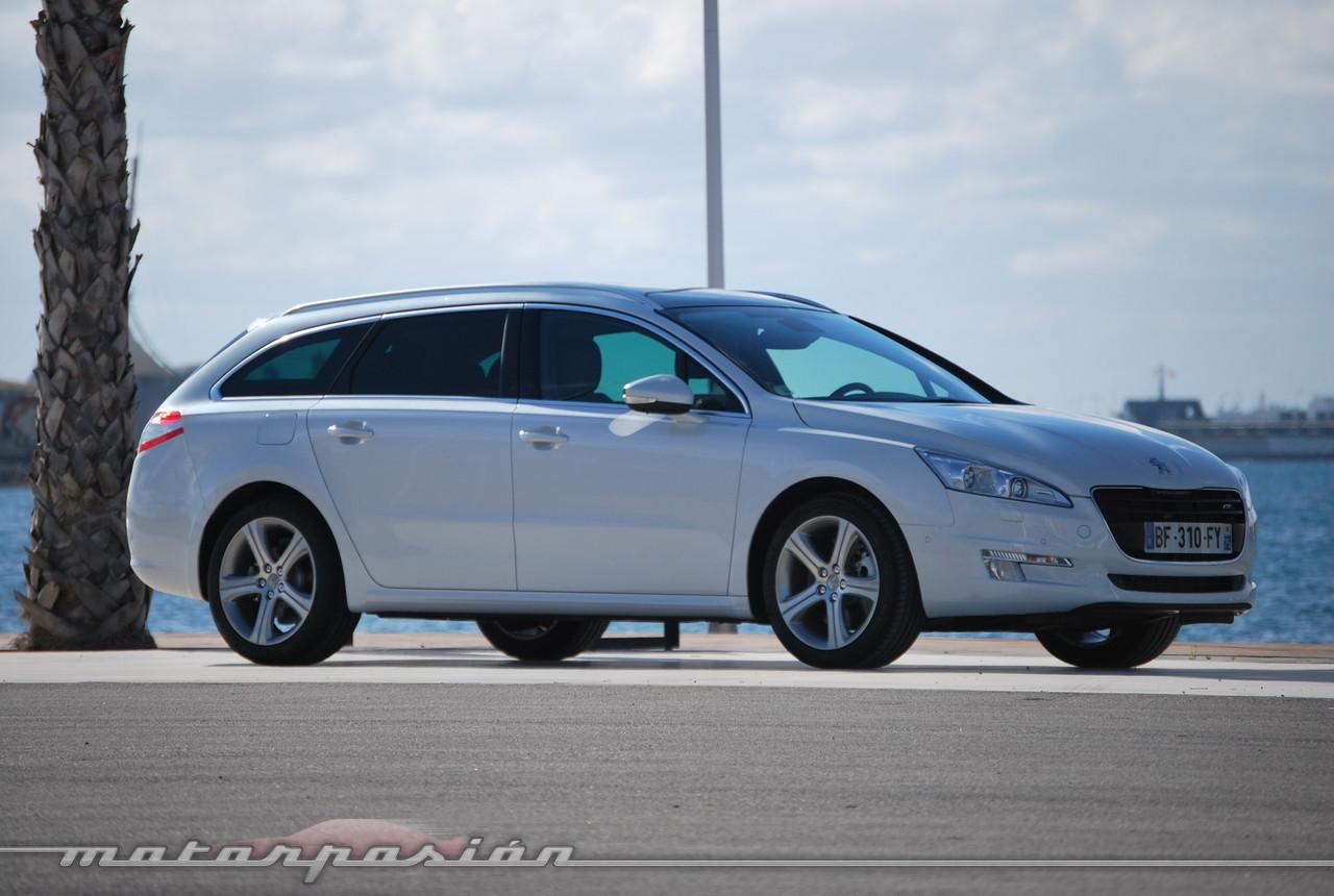Foto de Peugeot 508 y 508 SW (presentación) (105/118)