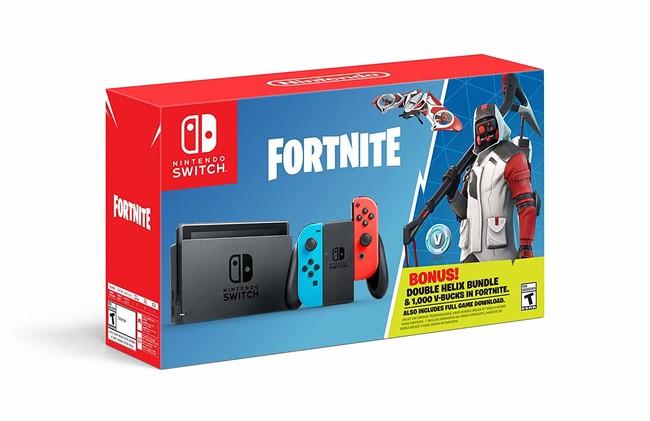 El Nintendo Switch de 'Fortnite' llega a México, este es su precio