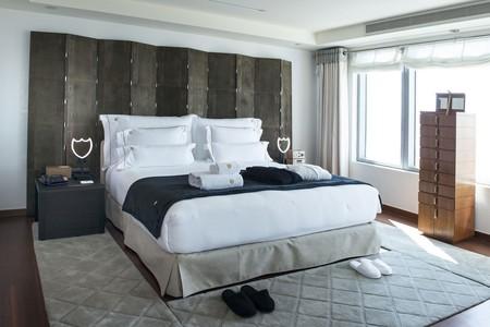 Así es la suite efímera de Dom Pérignon en el lujoso Hotel Arts Barcelona