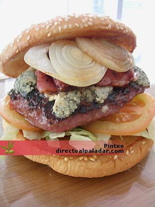 MacVestruz, hamburguesa de avestruz. Receta