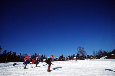 Suecia: la carrera de esquí de fondo más famosa del mundo