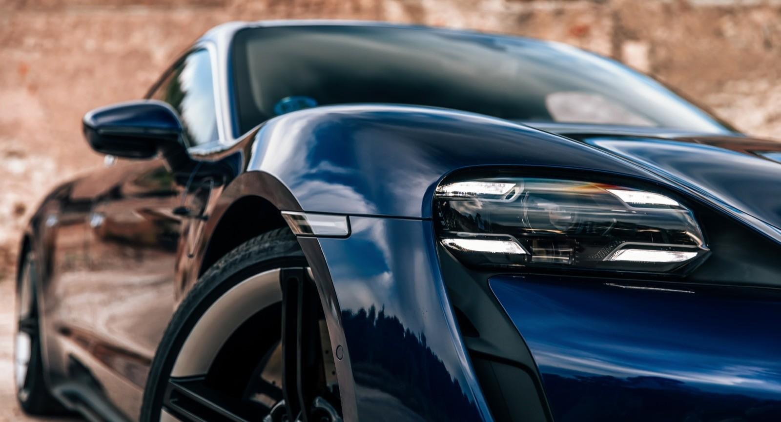 Foto de Porsche Taycan Turbo S (prueba) (13/31)