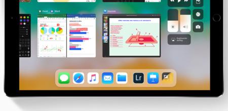 Apple descorcha (por fin) el potencial del iPad Pro con iOS 11