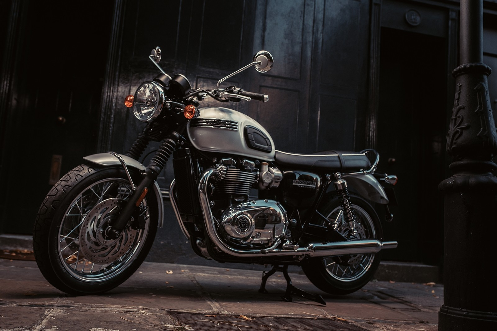 Foto de Triumph Bonneville T120 Ace y Diamond Edition 2019 (22/26)
