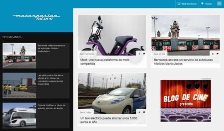 Motorpasión Futuro: también en versión específica para tablets