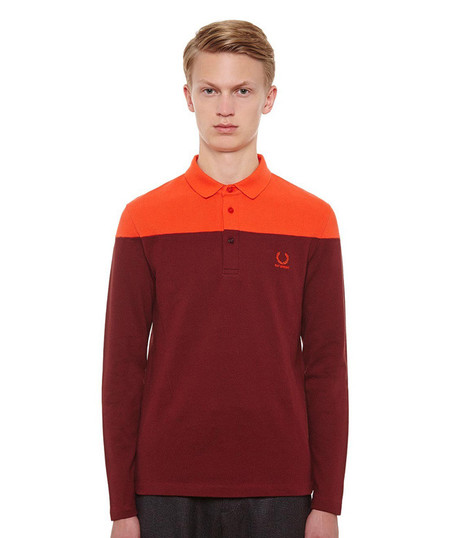 polo raf simons fred perry 2014