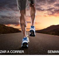 Entrenamiento para empezar a correr: semana 2