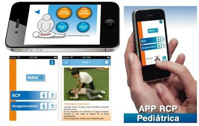 Una aplicación para primeros auxilios en reanimación cardiopulmonar: RCP Pediátrica