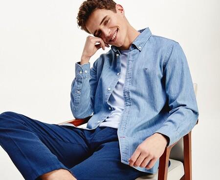 Nueve camisas de Tommy Hilfiger a mitad de precio en las rebajas finales de El Corte Inglés