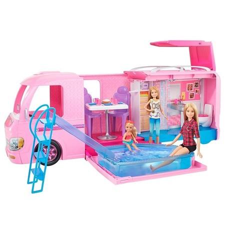 Dónde comprar más barata y al mejor precio la Supercaravana de Barbie