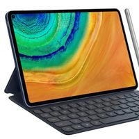 El Huawei MatePad Pro se presentará el 25 de noviembre, y sus renders muestran un claro competidor del iPad Pro