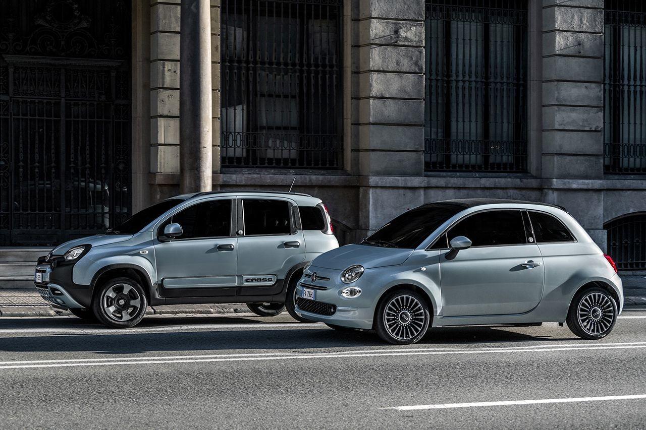 Foto de Fiat 500 y Panda Hybrid Launch Edition (4/19)