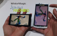 Sony Xperia P presenta la tecnología White Magic en vídeo