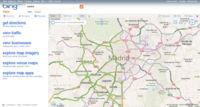 Bing Maps ya obtiene los datos de tráfico y geocodificación de Nokia