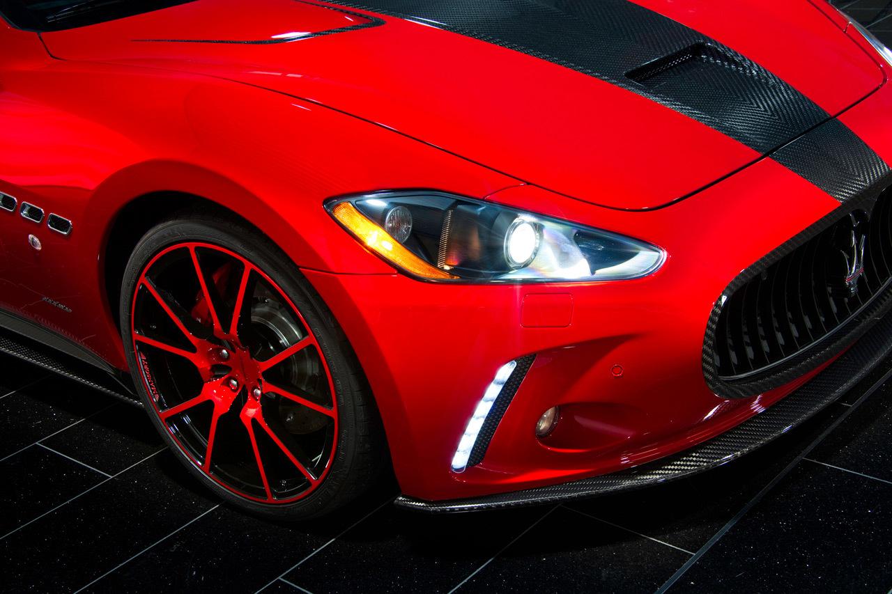 Foto de Mansoty Maserati GranTurismo (9/22)