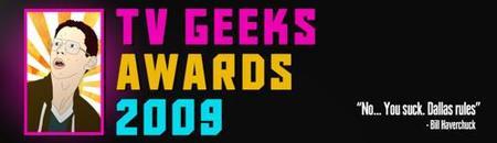 TV Geek Awards, los premios de los fans españoles