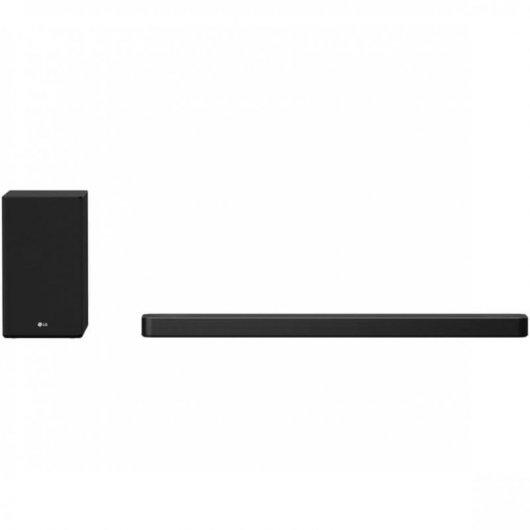 Barra de Sonido LG SN8YG 3.1.2 Dolby Atmos, Meridian Sound, Bluetooth y asistente de Google