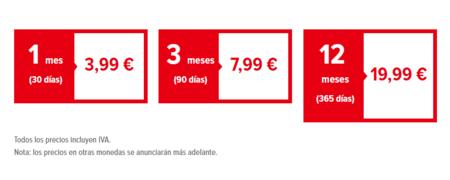 Nintendo Switch Online Precio