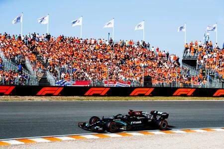 Hamilton Zandvoort F1 2021