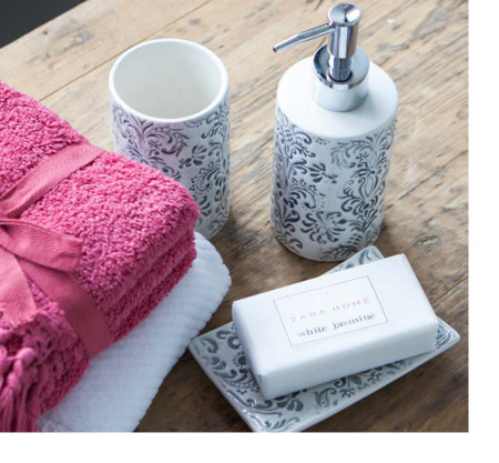 7 accesorios para decorar tu baño