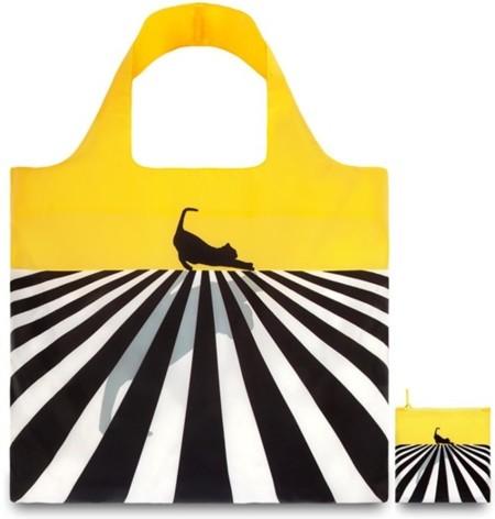 Los coloridos diseños de las bolsas LOQI