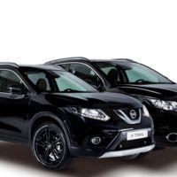 Nissan X-Trail y Qashqai Black Edition, porque lo de hoy es vestirse de tono oscuro