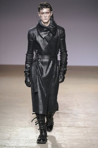Gareth Pugh, colección Otoño-Invierno 2009/2010, Blade Runner