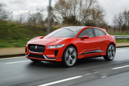 Jaguar e-Pace eléctrico