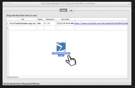 VirusTotal OS X
