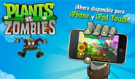 Plants vs. Zombies bate récords en la App Store