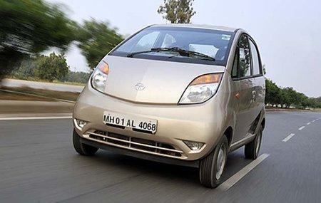 El Tata Nano, un fracaso de ventas inesperado