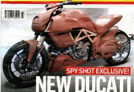 Ducati Vyper mega Monster