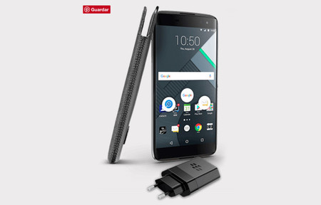 Blackberry Dtek60 Oficial 3