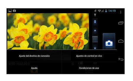 Lumix Remote: Aplicación oficial de Panasonic para controlar tu FX90 desde el smartphone