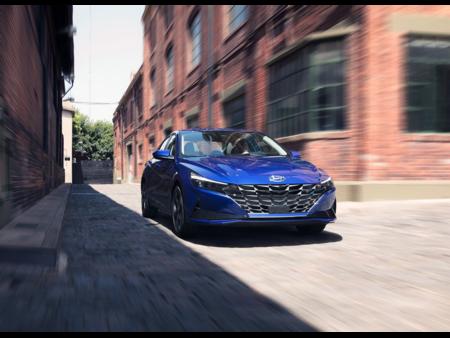 Hyundai Elantra 2022 2
