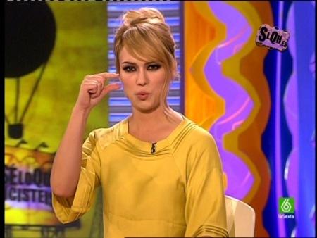 Patricia Conde y sus distintos peinados en Sé Lo Que Hicisteis III