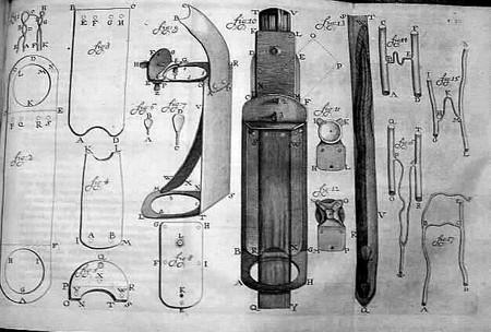 Van Leeuwenhoek S Microscopes By Henry Baker