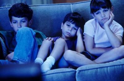 Muchos niños se aburren en vacaciones