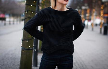En busca del jersey perfecto que abrigue mis fríos días de Invierno