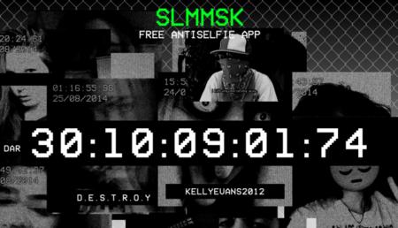 """SLMMSK, la aplicación """"antiselfie"""" ya está aquí"""
