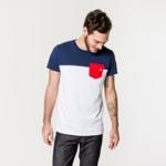 La elegancia tricolor de la nueva camiseta de Le Coq Sportif