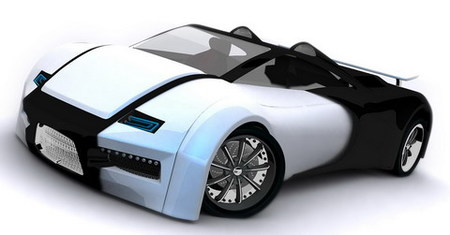 Bugatti Elijah 1, el sueño de un aficionado