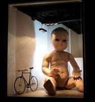 Bebé gigante en París