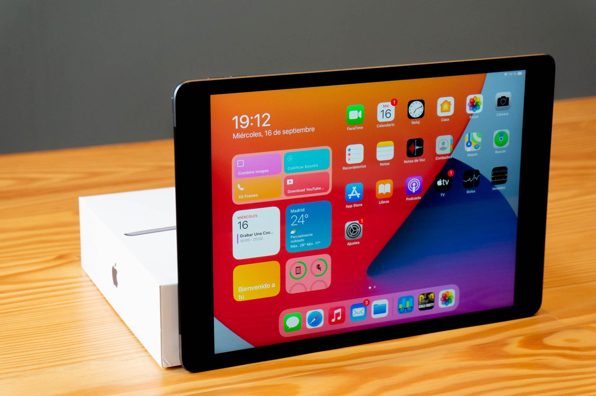 Foto de iPad 8a Generación 2020 (21/23)