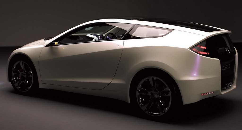 Foto de Honda CR-Z Concept (1/14)
