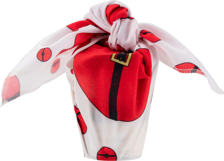 Gifts Father Christmas Knot Wrap