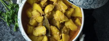 Fritas, asadas, cocidas o al horno, nos encantan las patatas y aquí tenéis 39 recetas para cocinarlas a vuestro gusto